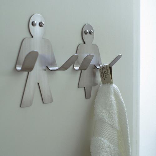 Δροσερές, δημιουργικές και  σύγχρονες κρεμάστρες τοίχου