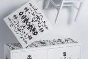 Κομψά αυτοκόλλητα βινυλίου για έπιπλα