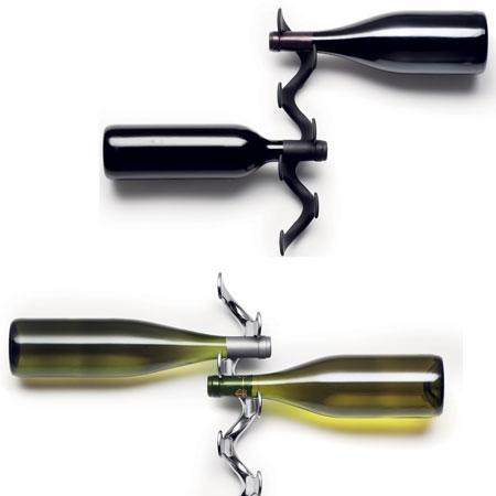 Όμορφα και πρακτικά ράφια κρασιού