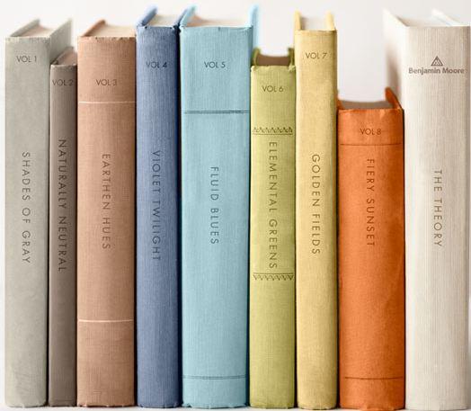 Παρουσίαση Color Stories από την Benjamin Moore - Η καταπληκτικότερη παλέτα χρωμάτων που σχεδιάστηκε ποτέ