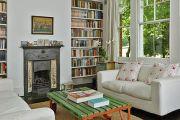 Καταπληκτική Vintage εσωτερική διακόσμηση κατοικίας στο Λονδίνο