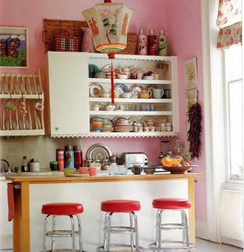 Πώς να ζωντανέψετε μια βαρετή κουζίνα