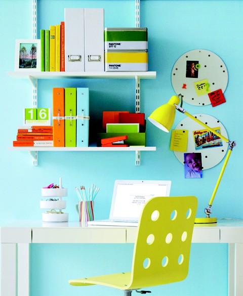 33 Ιδέες για γραφεία σε μικρό χώρο