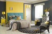 Εμπνεύσεις φωτεινών συνδυασμών χρωμάτων για εσωτερική διακόσμηση