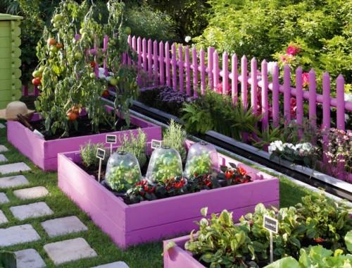 Πώς να σχεδιάσετε ένα ονειρεμένο κοριτσίστικο κήπο
