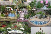 Καταπληκτικές ιδέες για κήπους μινιατούρες