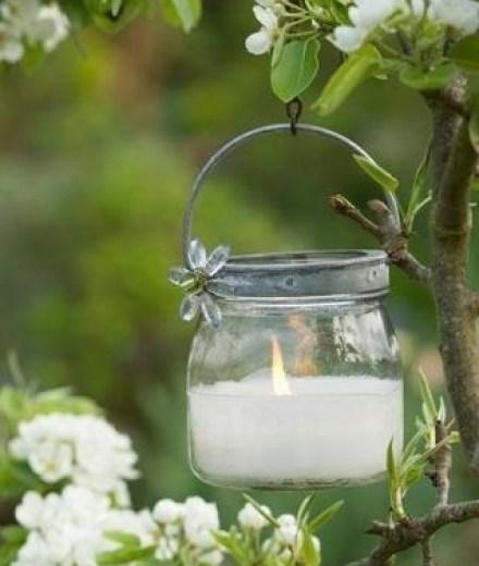 Καλοκαιρινές ιδέες για φωτισμό κήπου6