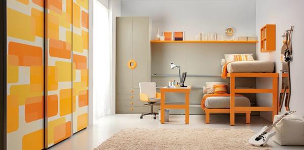 Υπέροχοι Συνδυασμοί χρωμάτων για το Παιδικό Δωμάτιο6