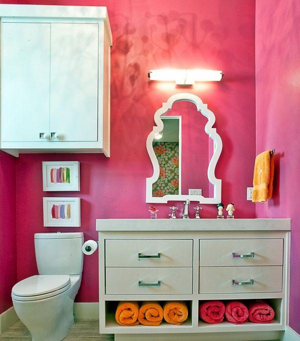 ιδέες για να οργανώσετε και να εκθέσετε τις πετσέτες στο μπάνιο σας