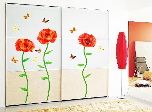 ιδέες με λουλούδια παπαρούνας στη διακόσμηση του σπιτιού σας10