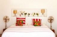 Εμπνευσμενες εικόνες: 23 άνετα, ζεστα και πολύχρωμα υπνοδωμάτια