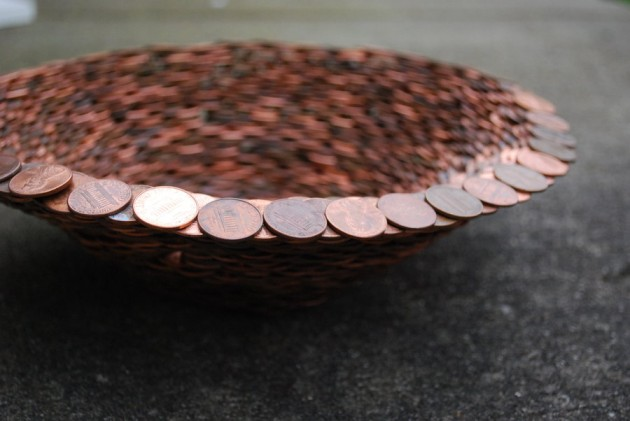 DIY Ιδέες από μικρά σε αξία κέρματα1