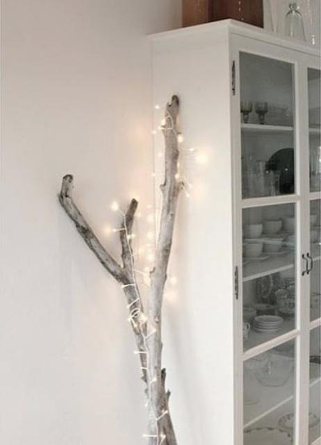 Μινιμαλιστικές ιδέες διακόσμησης Χριστουγέννων10