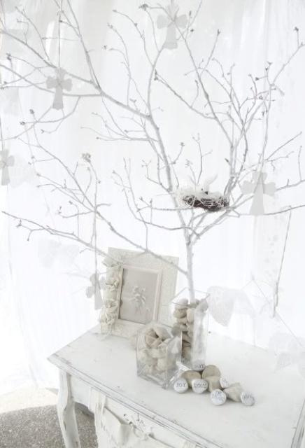 Μινιμαλιστικές ιδέες διακόσμησης Χριστουγέννων13