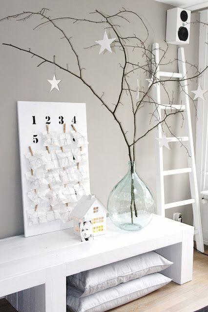 Μινιμαλιστικές ιδέες διακόσμησης Χριστουγέννων14