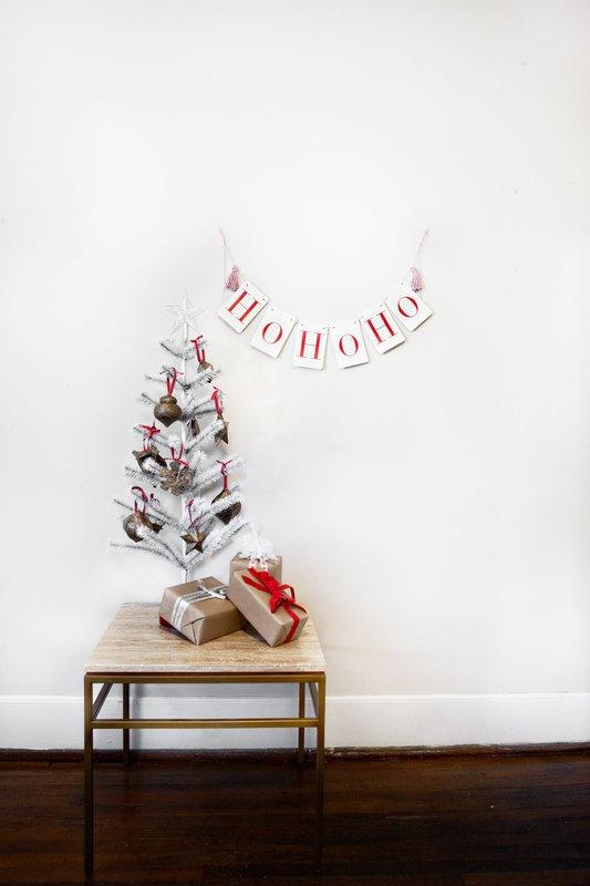 Μινιμαλιστικές ιδέες διακόσμησης Χριστουγέννων19