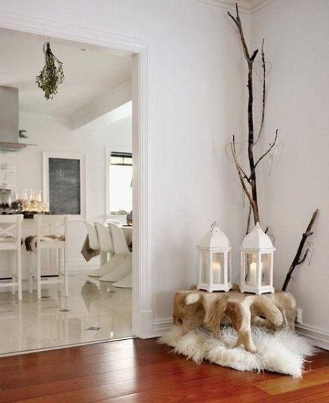 Μινιμαλιστικές ιδέες διακόσμησης Χριστουγέννων23