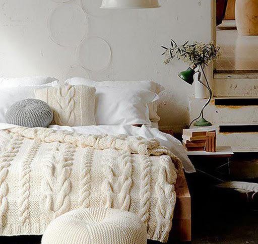 Ιδέες για μια άνετη χειμερινή κρεβατοκάμαρα2