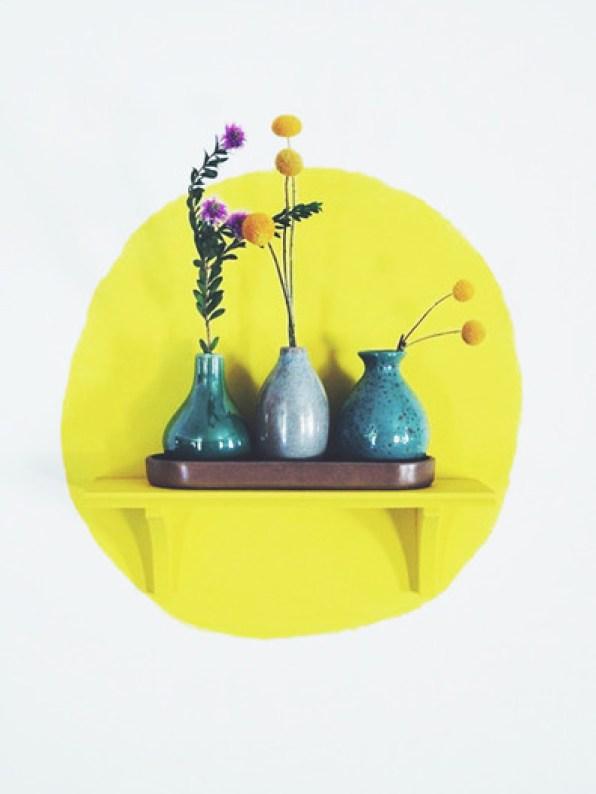 Υπέροχη DIY Τέχνη για τους τοίχους σας