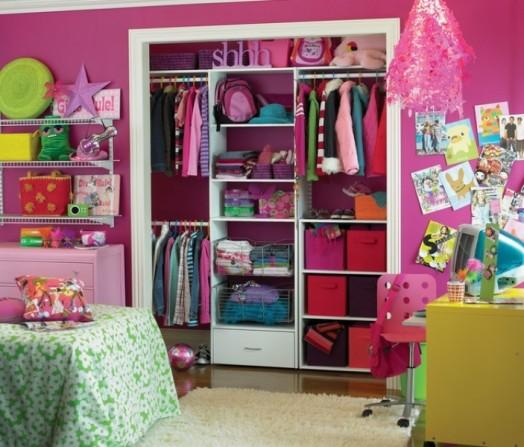 Ιδέες αποθήκευσης για παιδικά Δωμάτια1