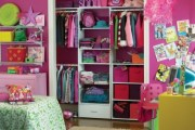 23 Λαμπρές λύσεις αποθήκευσης για παιδικά Δωμάτια Χωρίς ντουλάπα