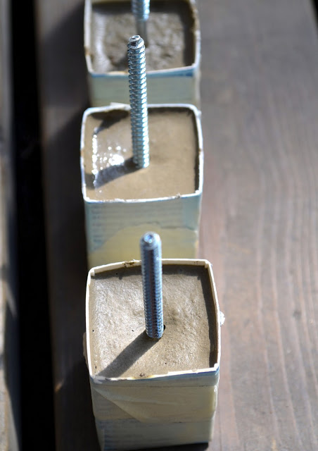 Μοντέρνο DIY τσιμεντένιο άγκιστρου τοίχου2