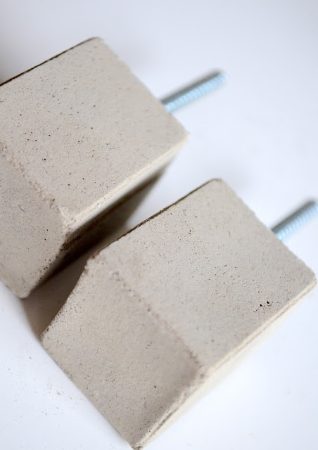 Μοντέρνο DIY τσιμεντένιο άγκιστρου τοίχου4
