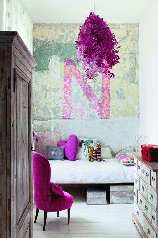 διακοσμήσετε με το χρώμα της χρονιάς 2014 Radiant Orchid9