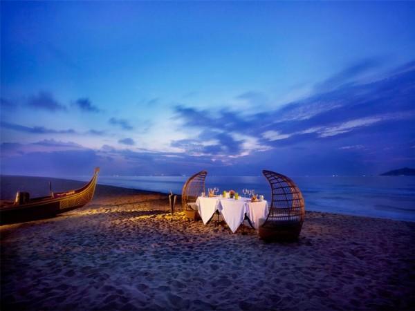 ιδέες για ρομαντικό Τραπέζι σε εξωτερικό χώρο1