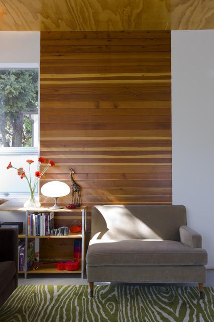 ιδέες  σχεδιασμού για να τονίσετε ένα τοίχο στο σαλόνι σας24