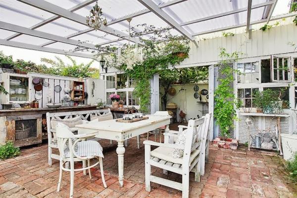 Ένα εκπληκτικό σπίτι με Vintage διακόσμηση