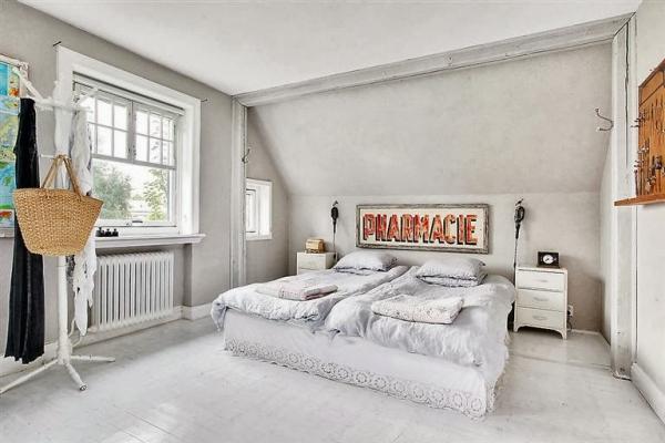 σπίτι με Vintage διακόσμηση8