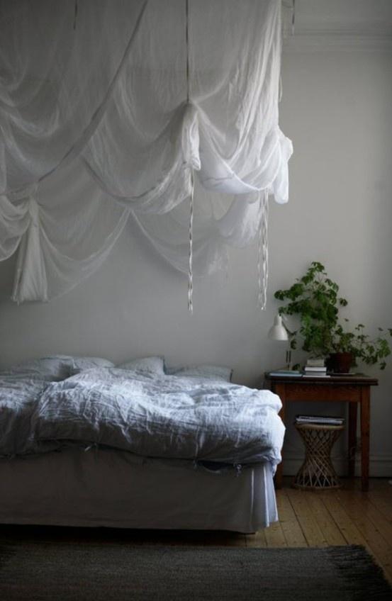 ιδέες με Κουνουπιέρες για την κρεβατοκάμαρά10