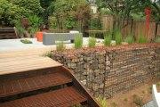 Τείχη συρματοκιβωτίων - Τι είναι και πώς να τα χρησιμοποιήσετε στο τοπίο σας