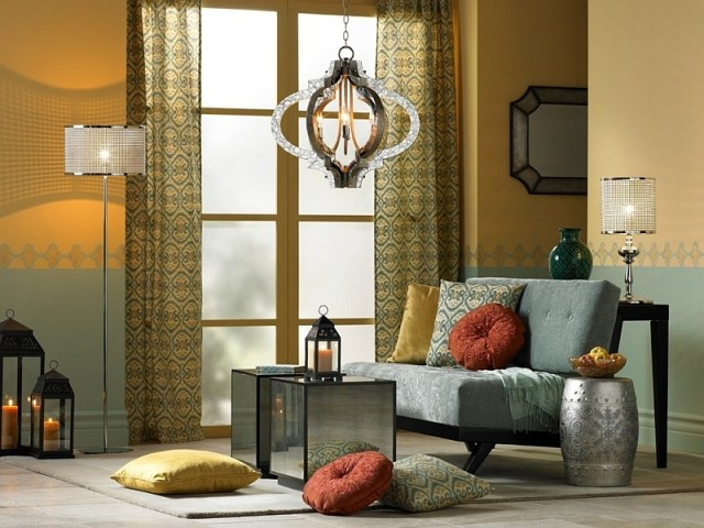 Ιδέες με Μαροκινά Σαλόνια5