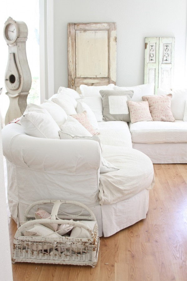 shabby chic διακόσμηση ιδέες11