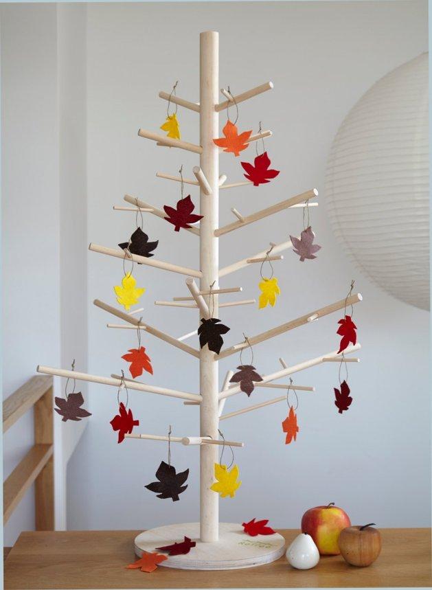 Επιτραπέζια χριστουγεννιάτικα δέντρα10