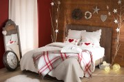 12 πανέμορφα υπνοδωμάτια που Φέρνουν σπίτι Εορταστική γοητεία