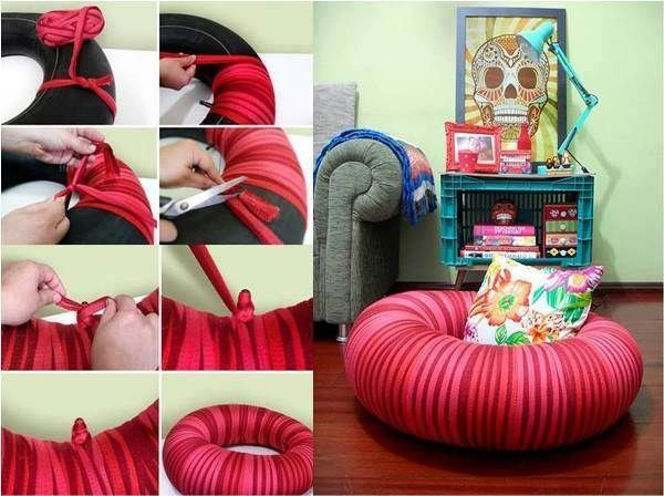 Diy ideas with pouf115