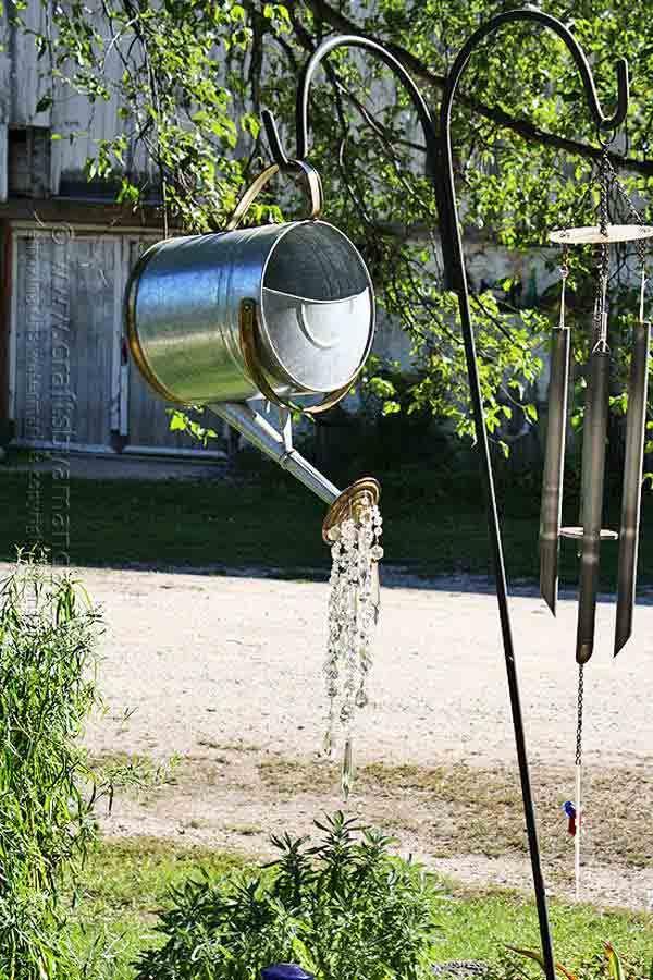 DIY έργα για να ομορφύνετε τον κήπο σας8