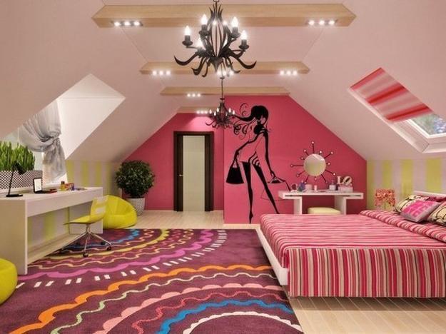 Ιδέες με μοντέρνα και φωτεινά χρώματα 5