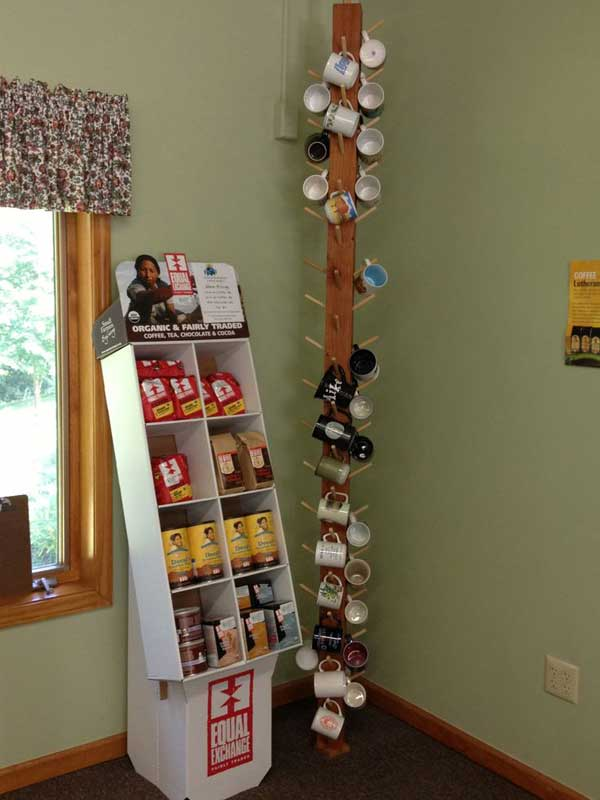 DIY ιδέες αποθήκευσης για τις κούπες του καφέ11