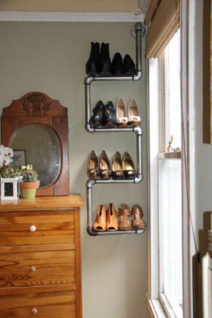 Δημιουργικοί τρόποι για να αποθηκεύσετε παπούτσια13