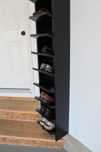 Δημιουργικοί τρόποι για να αποθηκεύσετε παπούτσια4