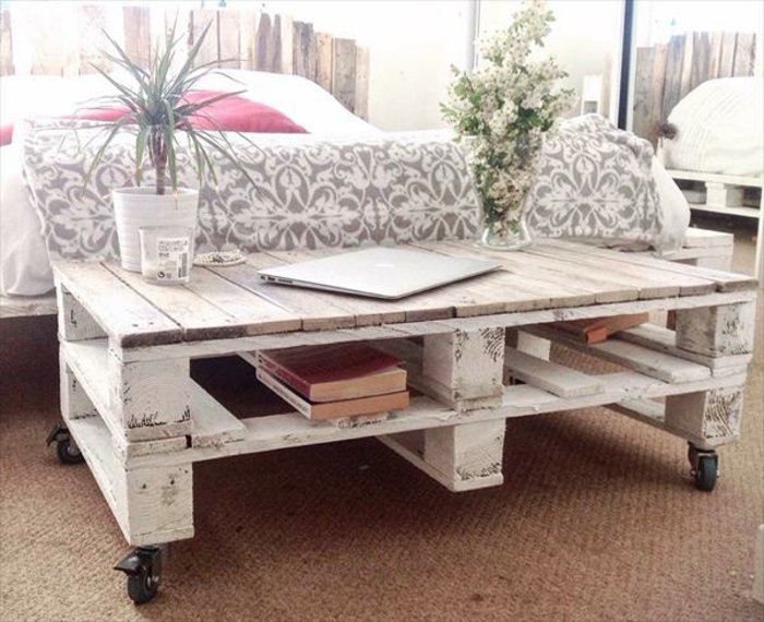 pallet coffee tables35