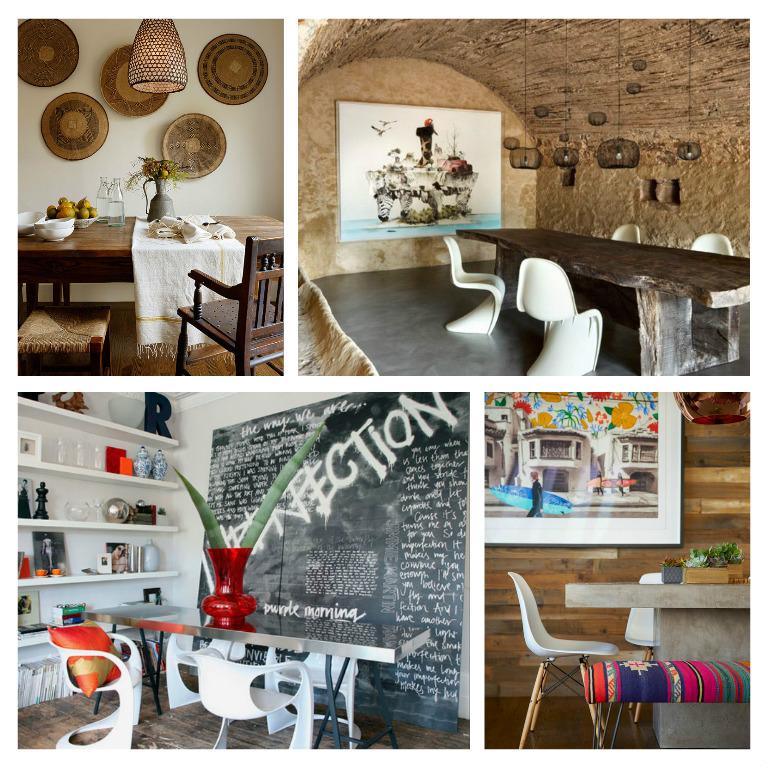 Φρέσκια δόση έμπνευσης για νέα ντεκόρ τραπεζαρίας - 60 ιδέες για να μαζέψετε την οικογένεια στο τραπέζι