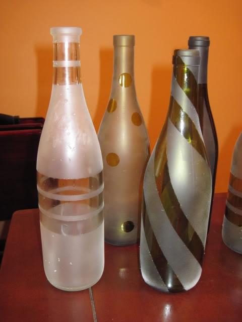 Diy διακόσμηση με μπουκάλια71