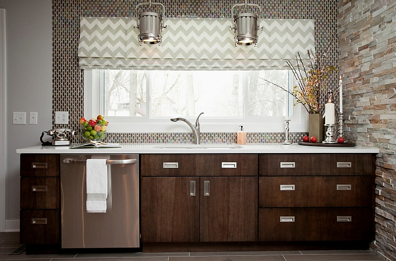 Iδέες σχεδιασμού μικρής κουζίνας40