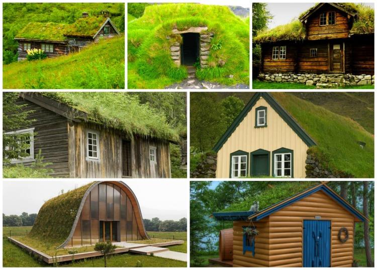 Πράσινη στέγη - μια παράδοση αιώνων μόδα του σήμερα