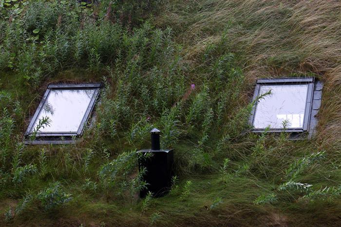 Πράσινη στέγη ιδέες39